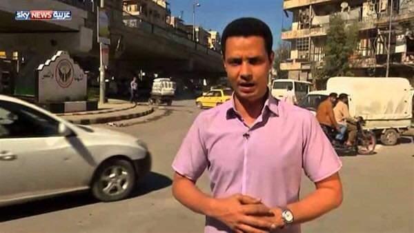 الصحفي إسحاق ولد المخطار